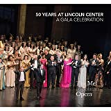 50 Years At Lincoln Center – A Gala Celebration (3 CD)