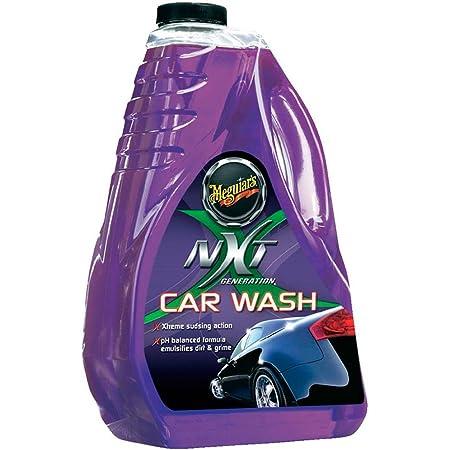 Meguiar S G25024eu Wash Plus Autoshampoo 710ml Auto
