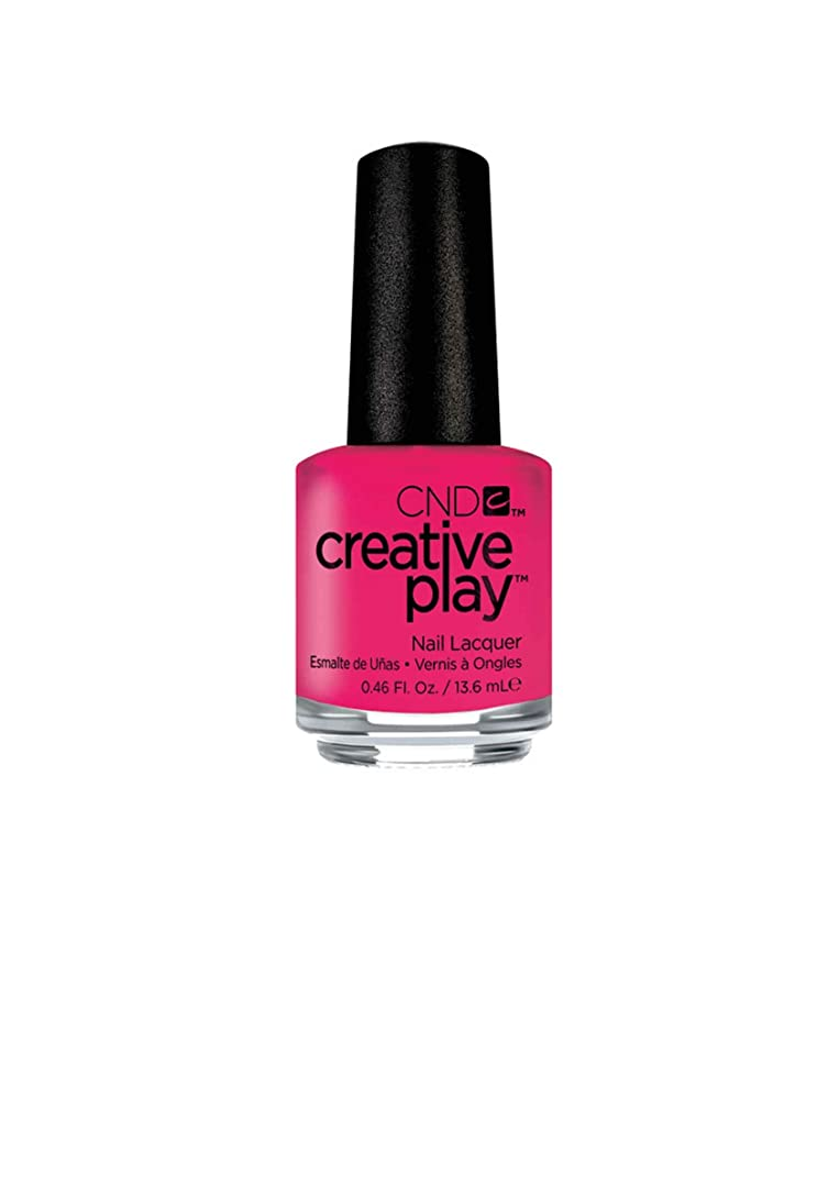 剥ぎ取る礼拝穴CND Creative Play Lacquer - Read my Tulips - 0.46oz / 13.6ml