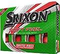 Srixon Soft Feel 12 Brite Red