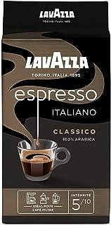 Lavazza - Café Moulu L' Espresso Italiano - Expresso Équilibré et Aromatique - 250 gr