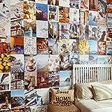 Flamingueo Fotos Pared Decoracion - 100 Fotos Decoracion Habitacion Aesthetic, Decoracion Paredes Dormitorio, Decoracion Habitacion Juvenil, Vinilos Pared, Posters Pared, Decoracion Hogar (Amalfi)