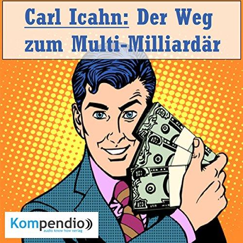 Carl Icahn audiobook cover art