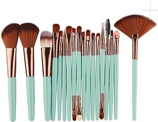 化粧ブラシ18ピース化粧ブラシセットプレミアム化粧品化粧ブラシセットファンデーションブレンドブラッシュコンシーラーアイシャドウメイクアップブラシキット