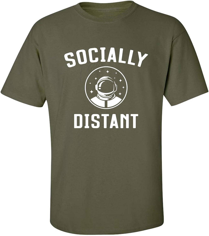 zerogravitee Socially Distant Adult Short Sleeve T-Shirt