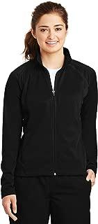 sport tek tricot track jacket