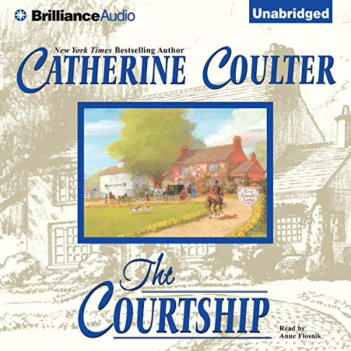 The Courtship audiobook cover art