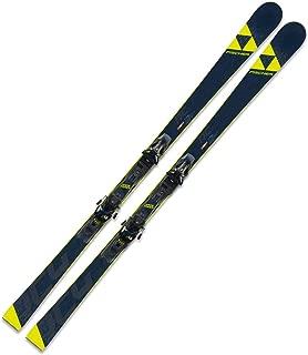 Fischer RC4 Worldcup RC Ski w/ Z12 Powerrail Binding (13733)