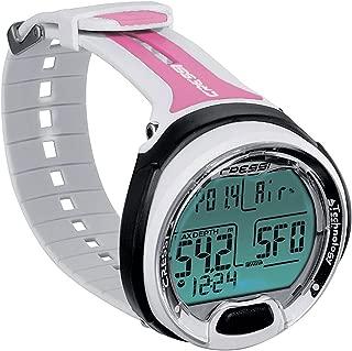 pink dive watch