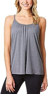 Women's Cool Comfort Easy Wear Camisole Built in Bra