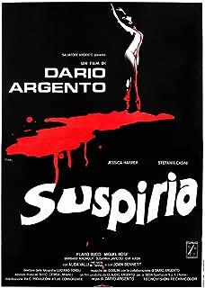 Posterazzi EVCMCDSUSPEC047 Suspiria Movie Poster Masterprint 11 x 17