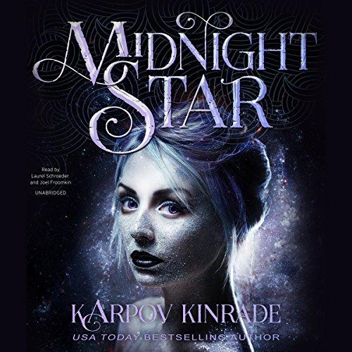 Midnight Star     The Vampire Girl Series, Book 2              Autor:                                                                                                                                 Karpov Kinrade                               Sprecher:                                                                                                                                 Laurel Schroeder,                                                                                        Joel Froomkin                      Spieldauer: 5 Std. und 31 Min.     3 Bewertungen     Gesamt 4,7