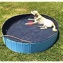 """Milazul 63"""" x 12"""" Foldable Bath Dog Pool"""
