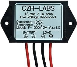 Electronics-Salon 1PCS Low Voltage Disconnect Module LVD, 12V 10A, Protect/Prolong Battery Life.
