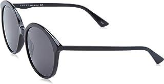 غوتشي نظارات شمسية للرجال - رمادي ، GG0257S_001_59