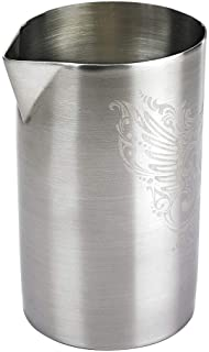 Barfly Double Wall Mixing Tin, 21 oz. (625 ml), Stainless Steel