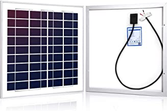 ACOPOWER 15Watt 15W Polycrystalline Photovoltaic PV Solar Panel Module 12v Battery Charging