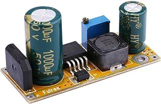 Buck Converter, Yeeco AC/DC to DC Step Down Converter AC 2.5-27V DC 3-40V 24V 36V to DC 1.5-27V 12V Voltage Regulator Boar...