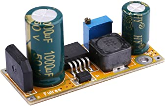 Buck Converter, Yeeco AC/DC to DC Step Down Converter AC 2.5-27V DC 3-40V 24V 36V to DC 1.5-27V 12V Voltage Regulator Board 3A Adjustable Volt Transformer Power Supply Module