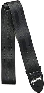 Gibson Regular Logo black · Correas guitarra/bajo