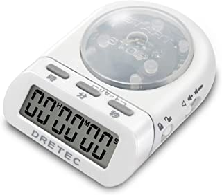 DRETEC digital timer time up white T-186WT
