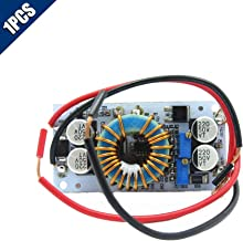 Comidox 1PCS DC-DC 250W 10-50V Adjustable Step Up Boost Converter Constant Current Vehicle LED Driver 10A Max Input for Arduino DIY Power Module