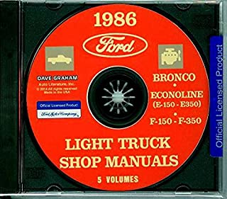 Best 1986 ford f150 owners manual Reviews