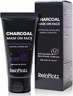 peel off face mask black