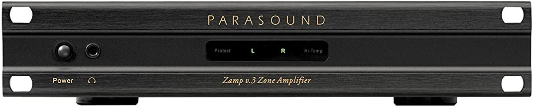 Parasound Z Amp v3 90W Two Channel Zone Amplifier