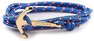 2019 Hots Multilayer Rope Bracelet Nautical Anchor Sailor Anchor Bracelets Men Friendship Gifts
