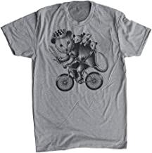 Bicycle Shirt of Possum Riding a Bike