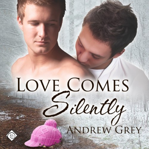 Love Comes Silently audiobook cover art