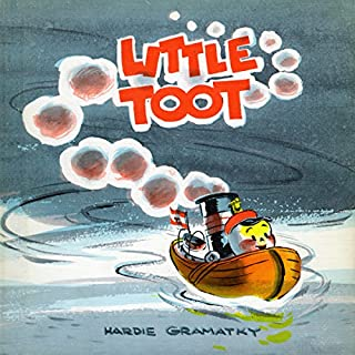 Little Toot audiobook cover art