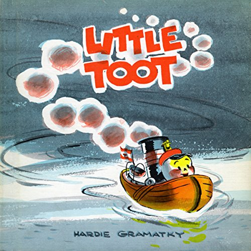 Little Toot  By  cover art