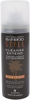 Alterna Bamboo Style Cleanse Extend Translucent Dry Shampoo - Mango Coconut - 1.25 oz