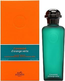 Hermes V24725 Concentré D'Orange Verte - Eau de Toilette, Unisex, 200 ml