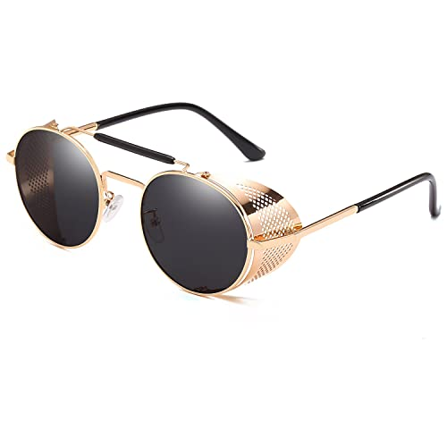 19fa1c0300 Steampunk Sunglasses  Amazon.co.uk