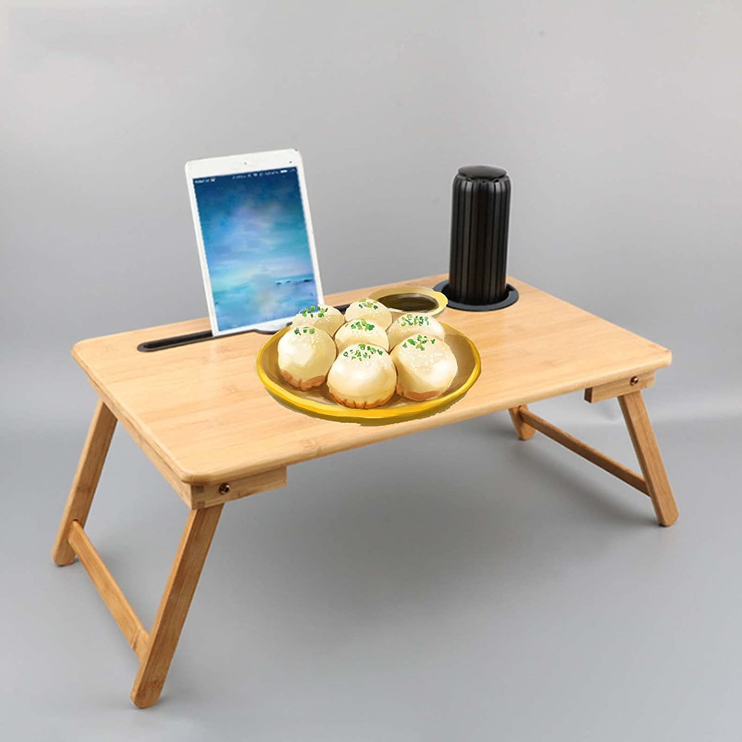 ZRXRY Fashion Portable All items in the store Wine Picnic Table Lap Folding Wooden Side