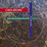 Brown : Iconicities. 3 pièces pour percussion et électronique live.