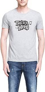 Mens Trololo Hero T-Shirts Men Tee