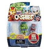 Ooshies Conjunto 2 'Marvel Series 1' Figura de Acción (4 Pack)