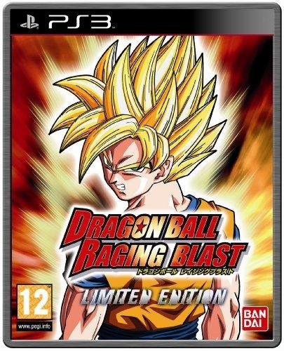 Dragon Ball Z Raging Blast -Edicion Coleccionista- [Spanisch Import]