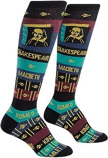 Taming of the Shoe Knee High Socks