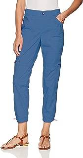 Rafaella Womens Ripstop Ankle Cargo Pant Casual Pants