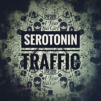 Serotonin Traffic