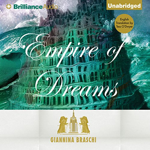 Empire of Dreams audiobook cover art