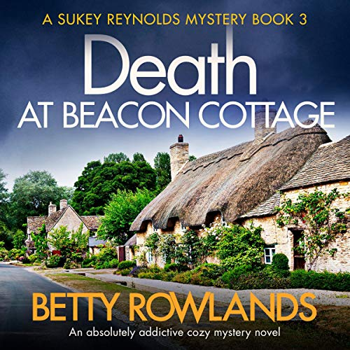 Death at Beacon Cottage: An Absolutely Addictive Cozy Mystery Novel audiobook cover art