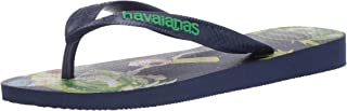 Havaianas Top Rick And Morty mens Flip-Flop