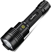 Good-Looking Sturdy Durable D12 7W JingRui XK LED 700 LM USB Charge Water Resistant Strong LED Flashlight with Strong/Midd...
