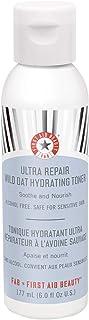 First Aid Beauty Ultra Repair Wild Oat Hydrating Toner, Alcohol-Free Calming Toner